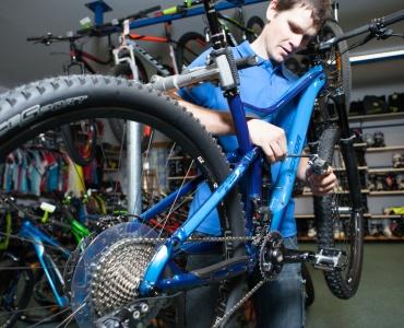 Fahrrad-Service-
