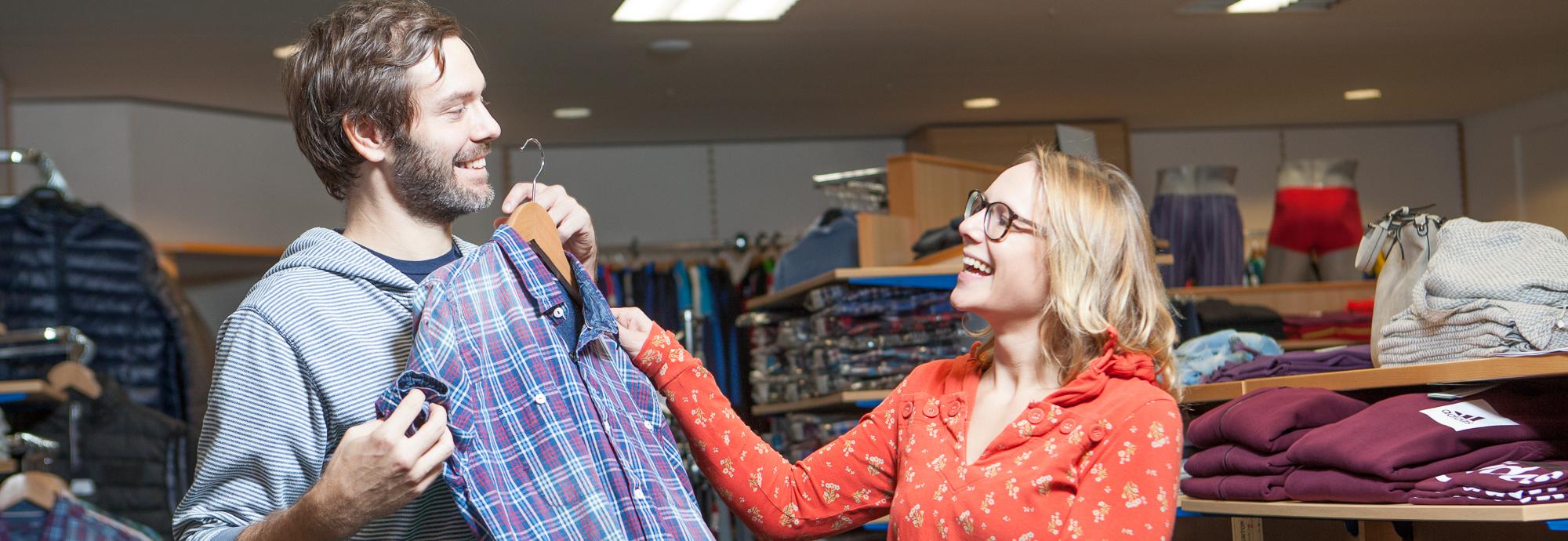 Mode & Schuhe. Trends, exklusive Produkte und Neuheiten für deine Freizeit.